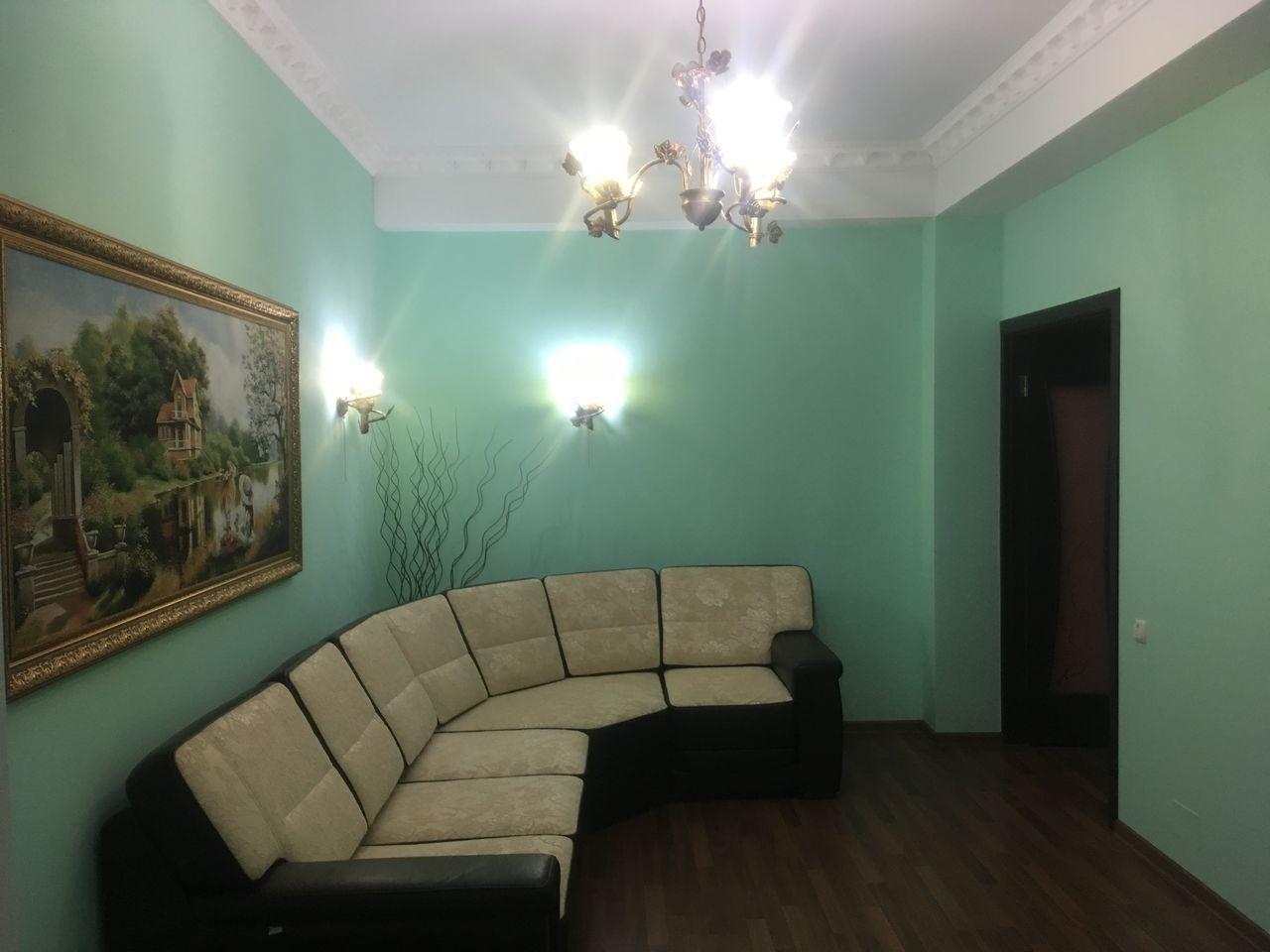 Vânzare apartament de mijloc cu 2 camere 61 în cartier de lux, str. Studenților, Rîșcani