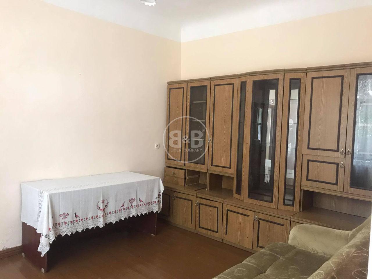 Apartament la sol, 2 camere 48m.p! Ciocana!