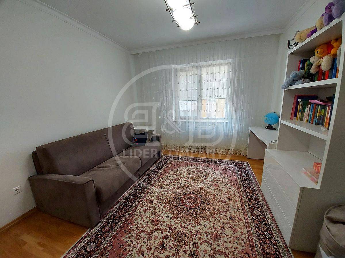 2 odăi + living mobilat reparat et 5 sectorul Râșcani , str. Bogdan Voievod