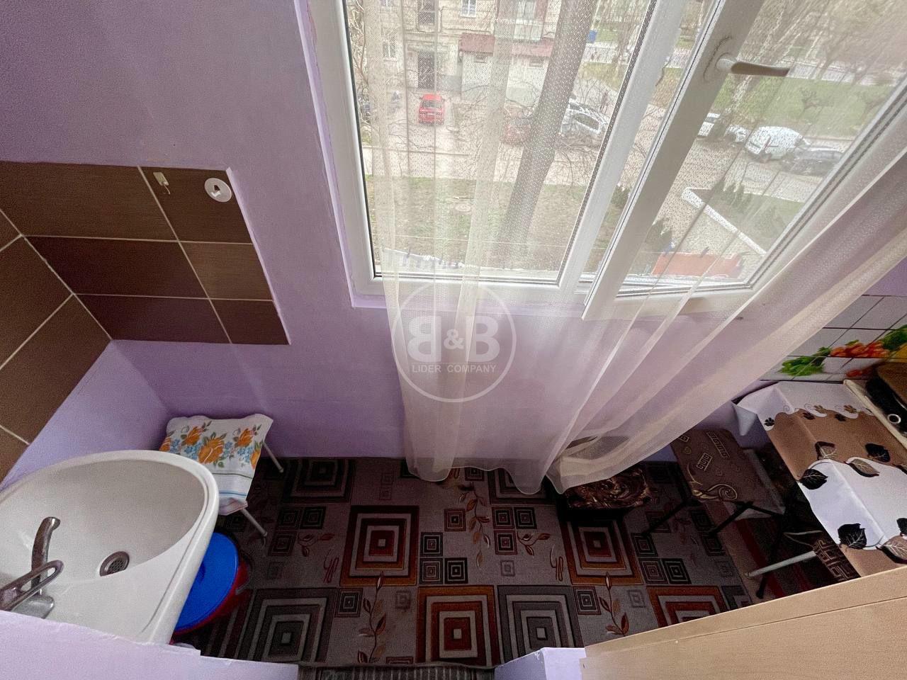 Botanica! Cameră cu comoditățile proprii 18 m2!