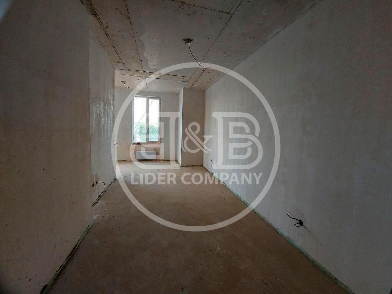 Apartament 1 cameră + living variantă albă Bloc nou sectorul Centru