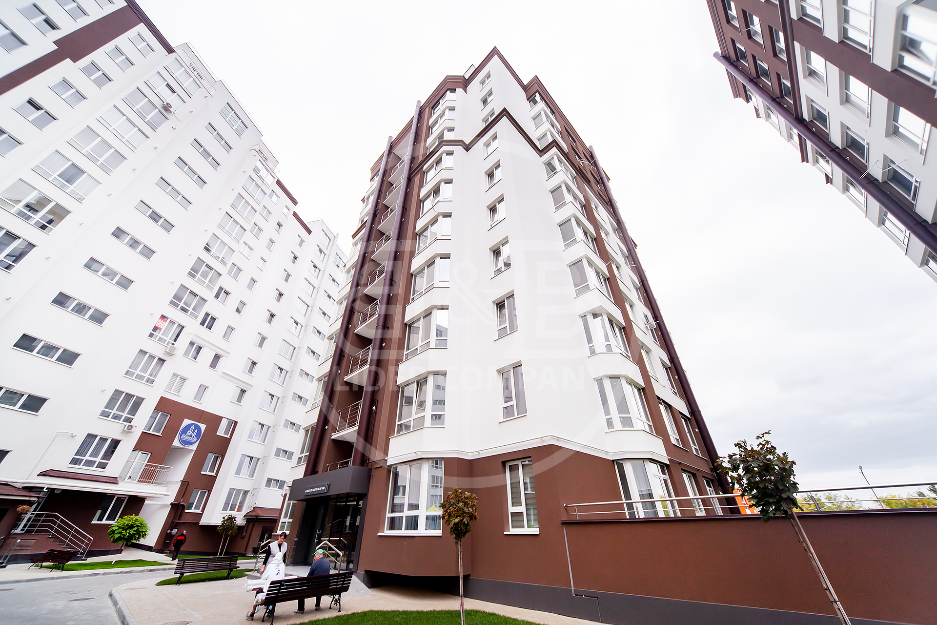Complex nou Green Park, sectorul Buiucani! Se ofera spre vanzare penthouse + terasa!