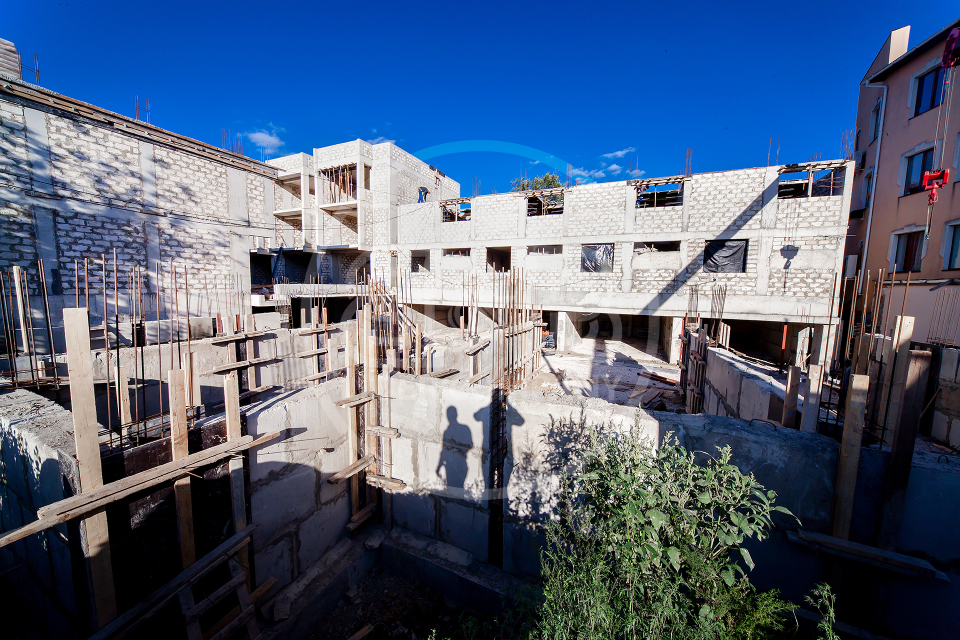 TownHouse !! Codru complex nou cu case de tip townhouse amplasare reușită variantă albă perfectă