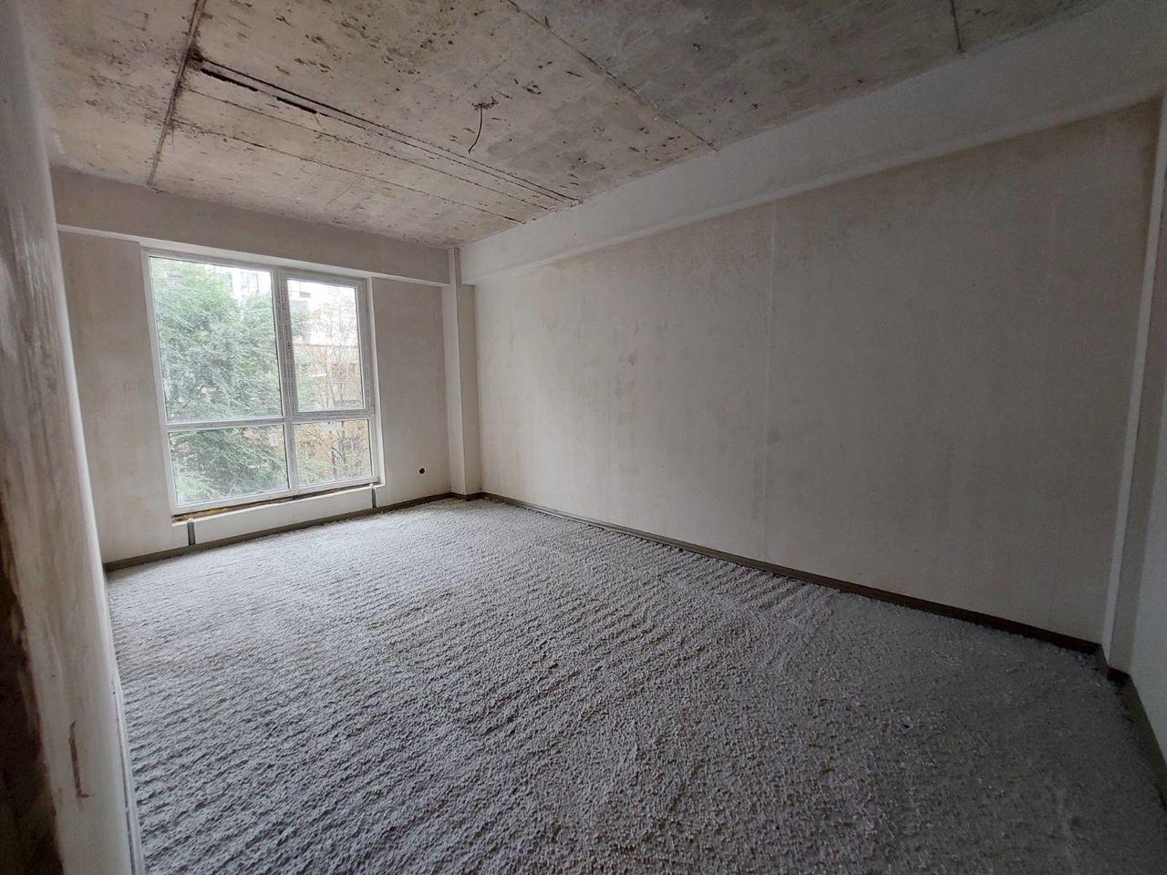 Rîșcani str. Alecu Russo 3 camere 90,1 m2 variantă albă bloc nou