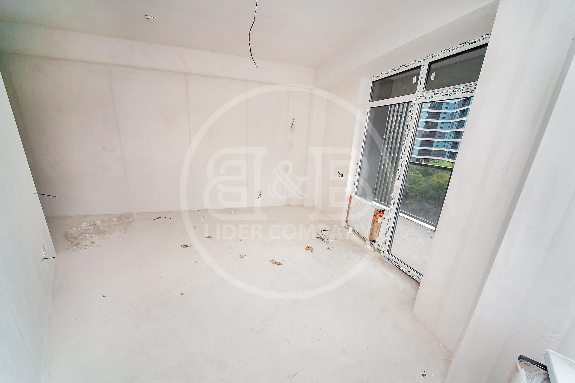 Apartament 106 m2 str. Bogdan Voievod Râșcani variantă albă