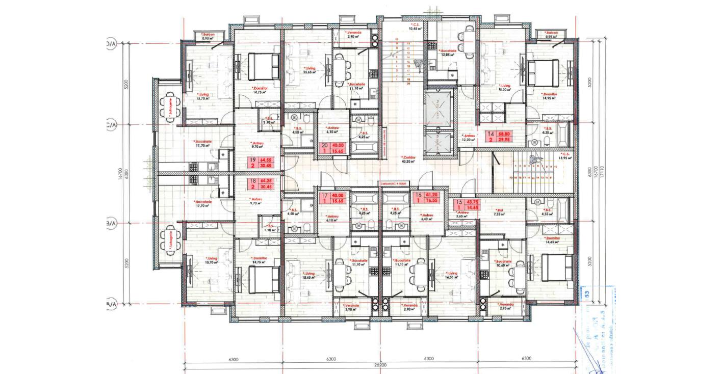 Vânzare apartament 1 cameră, versiune albă, Rîșcani, Lagmar, 54900euro!
