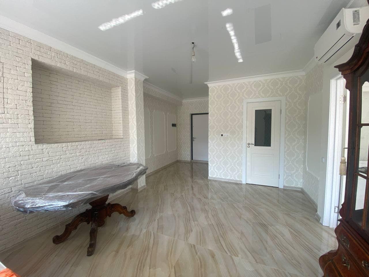 Apartament modern 1 cameră+ living mobilat reparat str. Vorniceni, Botanica