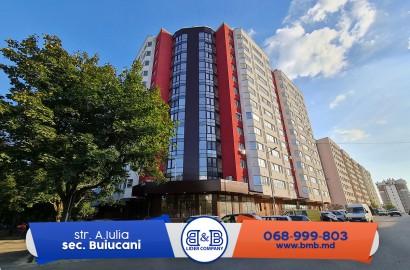 Buiucani Apartament Variantă albă 106.3 m2 Bloc nou