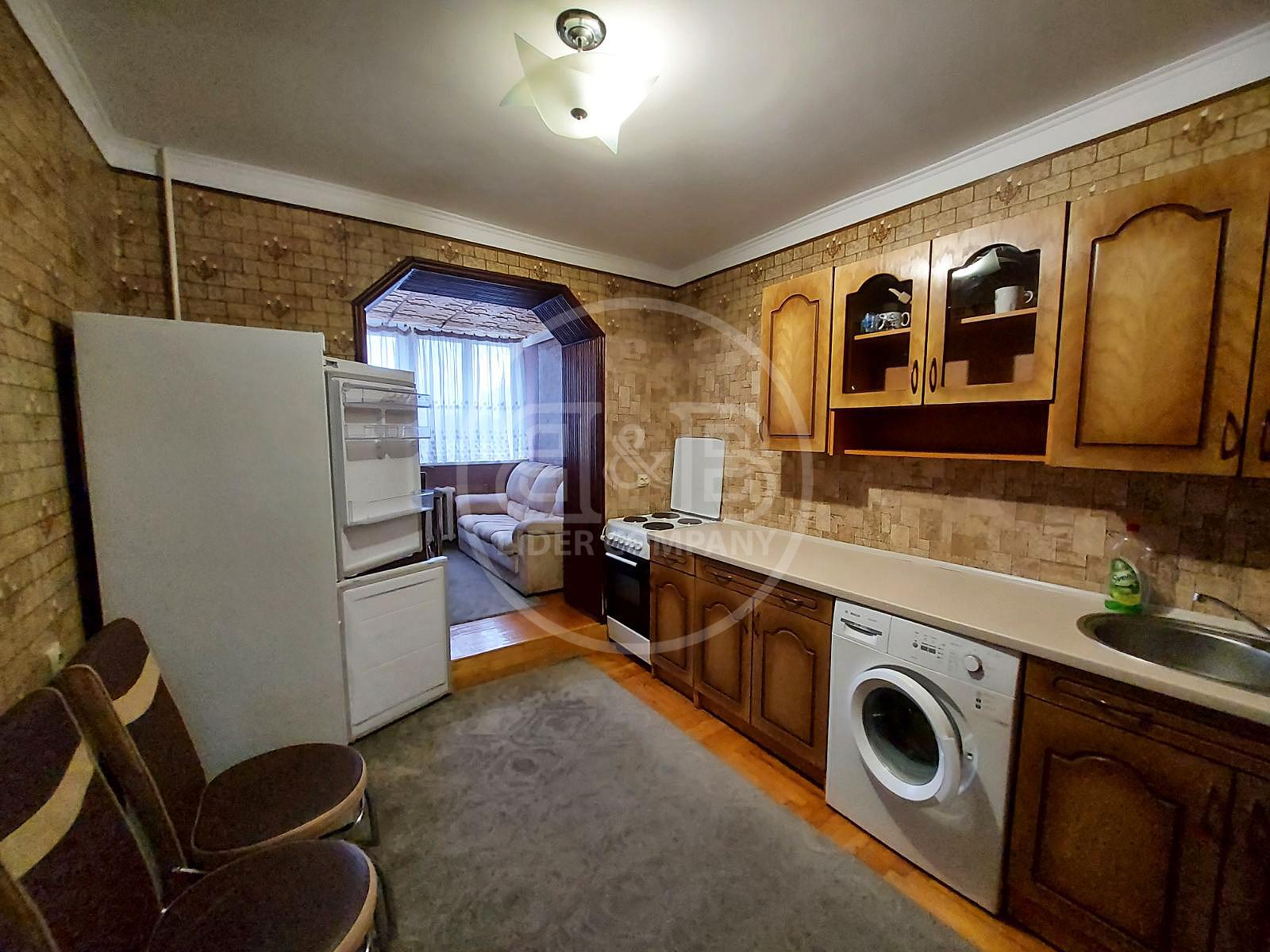 Apartament cu 2 camere separate 78 m2 Centru, str. Albișoara