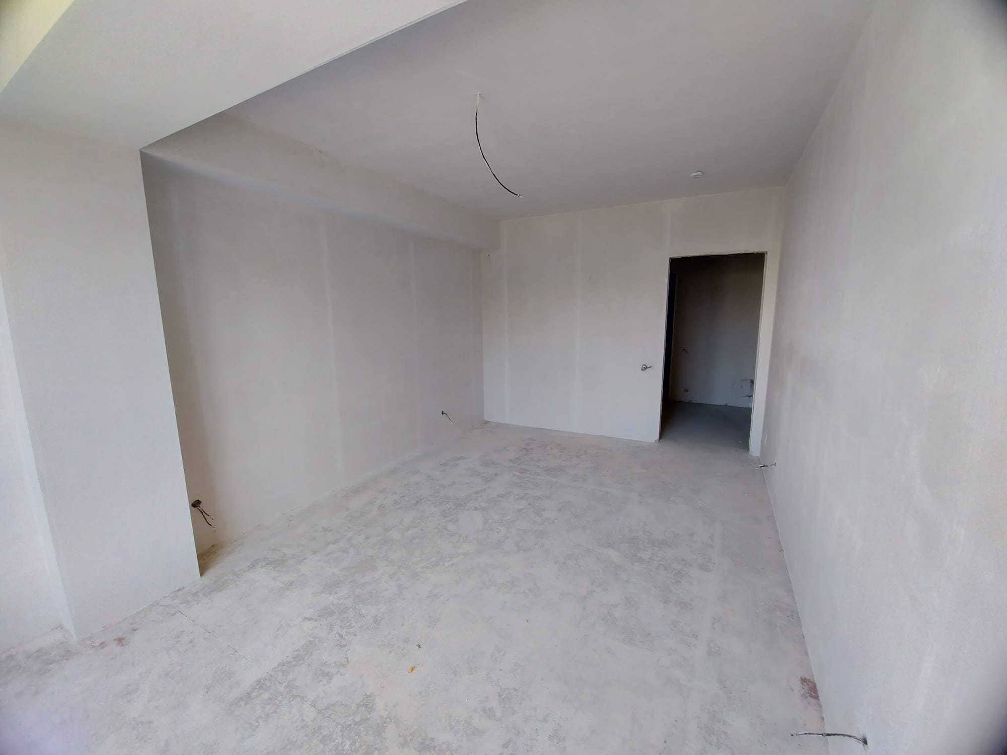 Varianta alba, Botanica ! Apartament cu 1+Living camere 47.49 mp!