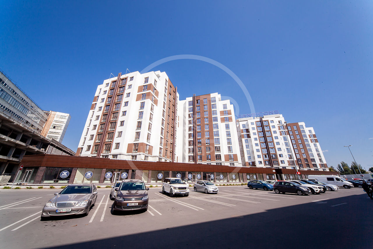 Penthouse in complexul Decebal Avenue Residence !! 126,3 m2 !!