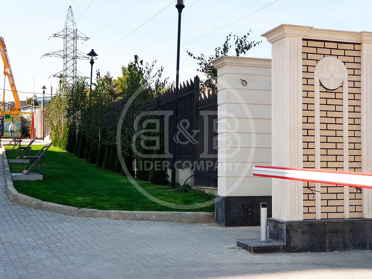 Penthouse 98 m2 + terasă variantă albă Buiucani , str. Liviu Deleanu
