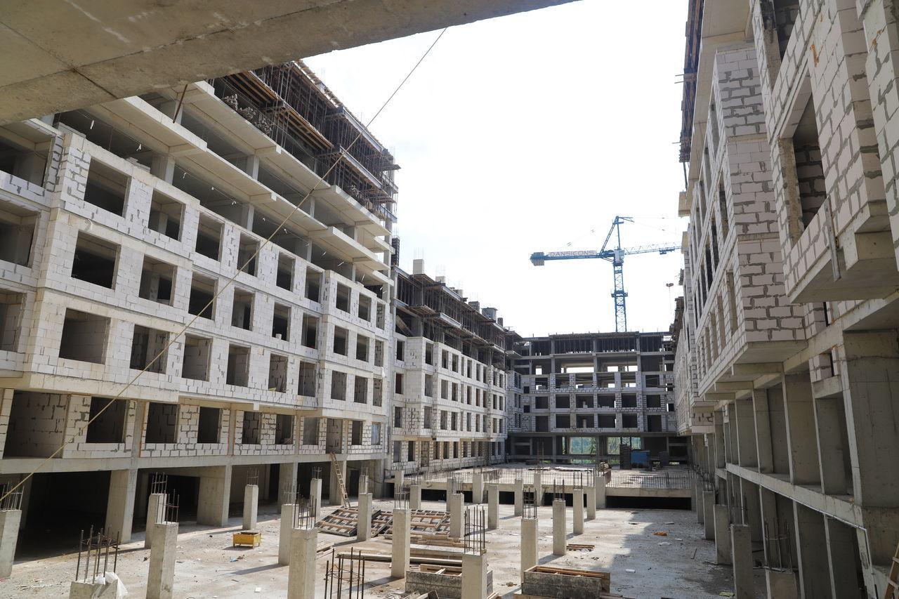 Apartament cu suprafața de 88,6 m2! Ciocana! Eco City Residence!