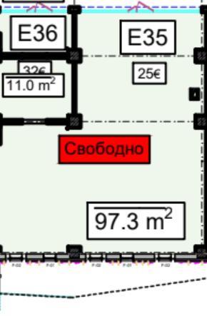 Spre chirie spațiu comercial 97,3m2 OASIS Rîșcani str. Bogdan Voievod