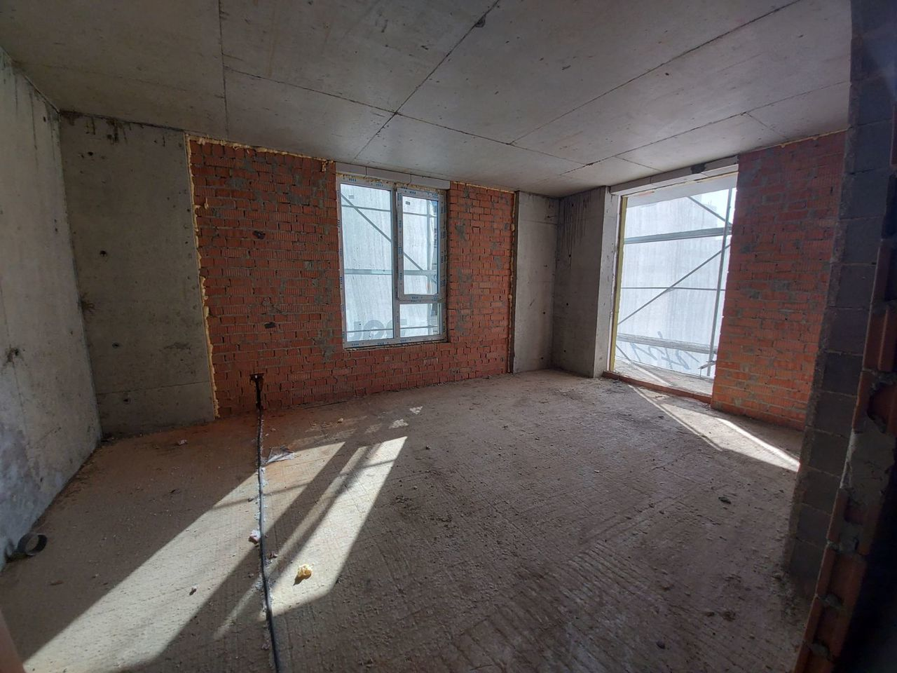 Apartament cu suprafața 70,90 m2,bloc nou, sectorul Centru ! str. Petru Movilă