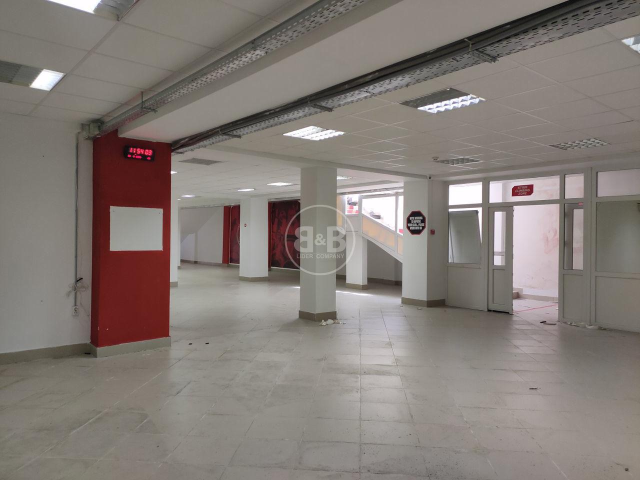 Spațiu comercial! Vânzare 1151,8 m.p Ciocana 420 euro / m2