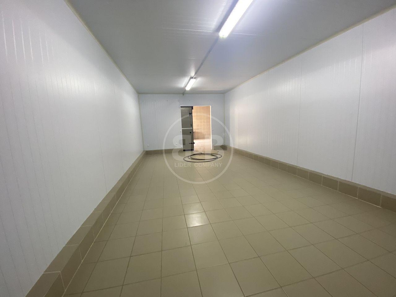 Spațiul comercial 550 în Cojușna,Se dă în chirie