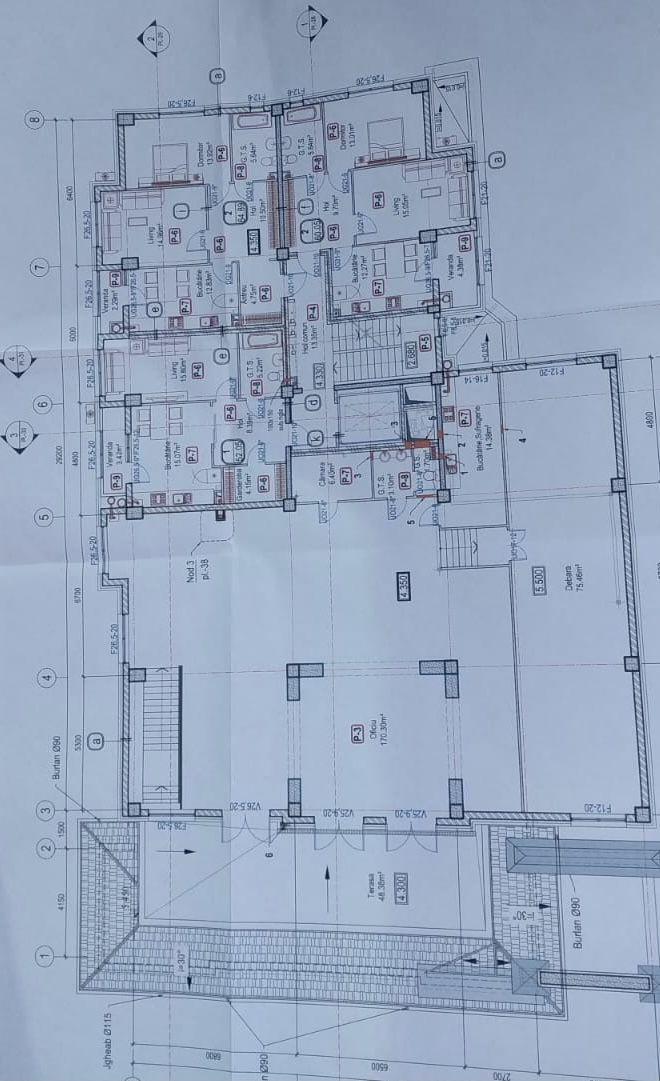 Prima linie Centru! Chirie spatiu comercial în 2 nivele, 688 mp Mojito Teatrul Operă și Balet