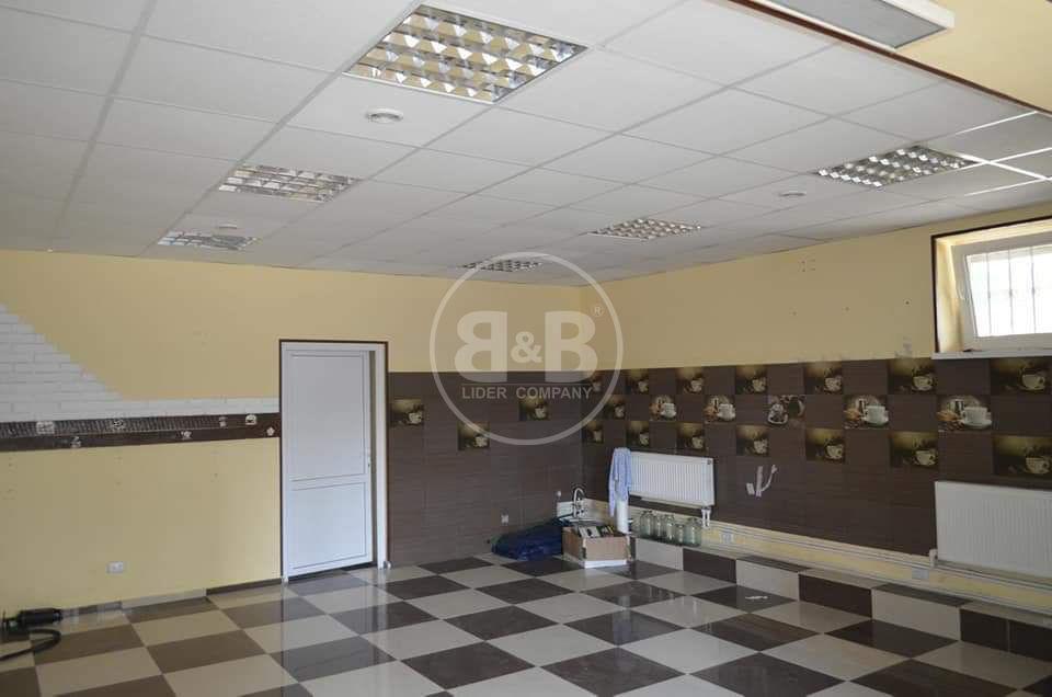 Spațiu comercial în Durlești 55 M2