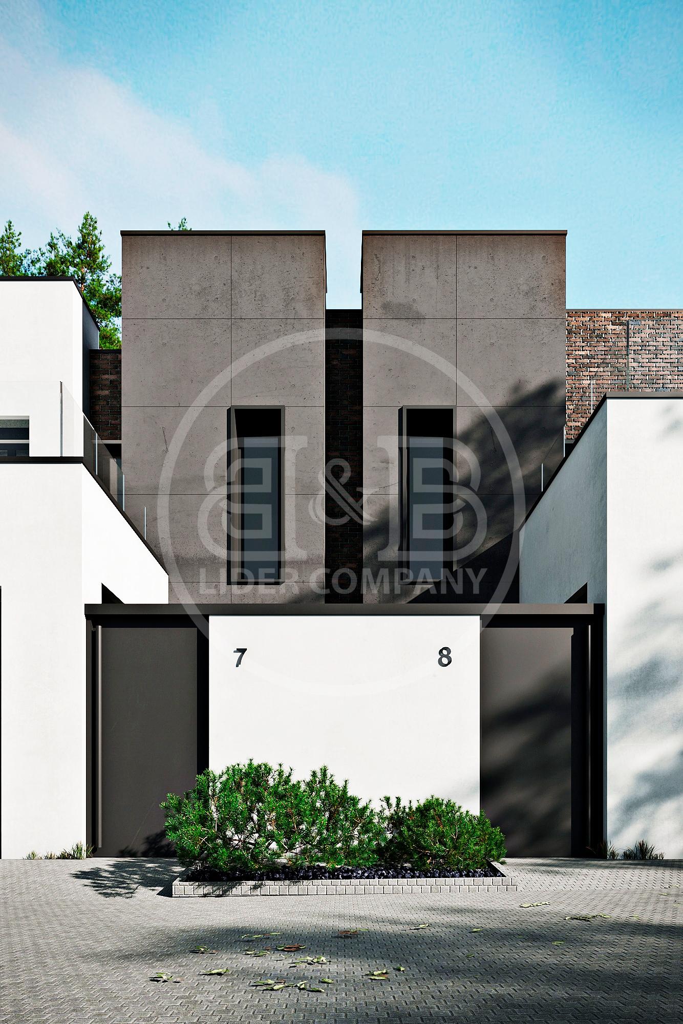 Town House  - direct de la constructor Estate Invest  Tohatin str. Sfânta Vinere