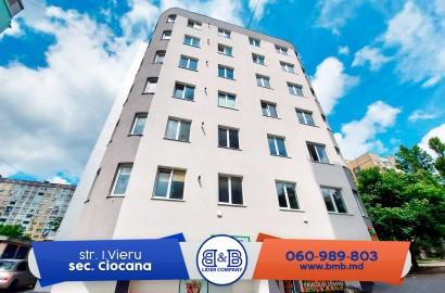 Apartament 2 camere separate str. Igor Vieru Ciocana